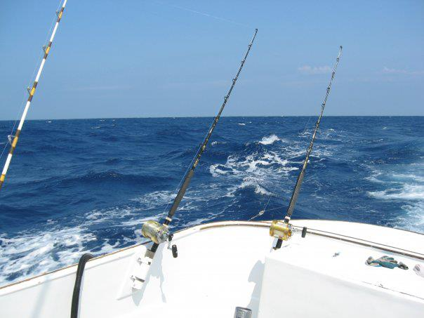 Fishing tips fishing in the carolinas for Deep sea fishing nc